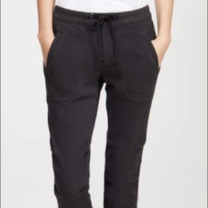 James Perse sz 1 supersoft navy twill pants